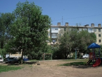 Samara, Morisa Toreza st, house 39. Apartment house
