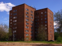 Samara, alley Shchigrovskiy, house 8. Apartment house