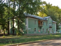 Samara, Yury Pavlov alley, house 2. Apartment house