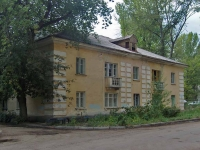 Samara, Yury Pavlov alley, house 4. Apartment house