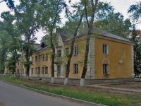 Samara, Yury Pavlov alley, house 5. Apartment house