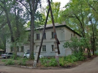 neighbour house: alley. Yury Pavlov, house 8А. Apartment house