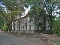 Samara, Yury Pavlov alley, house 11. Apartment house