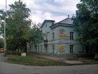 隔壁房屋: alley. Yury Pavlov, 房屋 13. 公寓楼