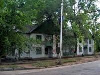 neighbour house: alley. Yury Pavlov, house 16. Apartment house