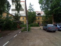 neighbour house: alley. Yury Pavlov, house 7. Apartment house