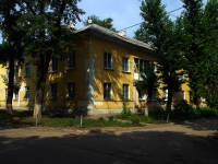 neighbour house: alley. Yury Pavlov, house 9. Apartment house