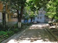 Samara, Gagarin st, house 28. Apartment house