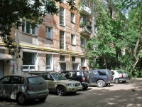 Samara, Gagarin st, house 35. Apartment house