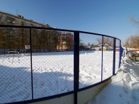 Samara, st Entuziastov. sports ground