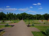 Samara, st Sovetskoy Armii. park
