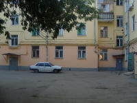 Samara, Gagarin st, house 159. Apartment house with a store on the ground-floor