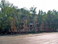 Samara, Gagarin st, house 165. Apartment house