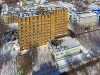 隔壁房屋: st. Gagarin, 房屋 16А. 宿舍 Самарского государственного медицинского университета