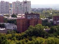 Самара, общежитие Самарского государственного медицинского университета, улица Гагарина, дом 16А