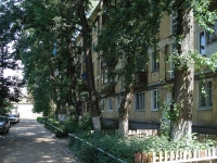 Samara, Gagarin st, house 52. Apartment house