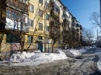 Samara, Gagarin st, house 81. Apartment house