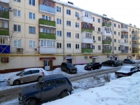Samara, Gagarin st, house 88. Apartment house