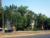 Samara, Gagarin st, house 114. Apartment house