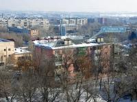 Самара, улица Гагарина, дом 125. многоквартирный дом