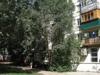 Samara, Gagarin st, house 133. Apartment house