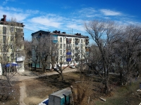 neighbour house: st. Gagarin, house 135. Apartment house