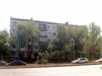 Samara, Gagarin st, house 139. Apartment house