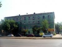 Самара, общежитие Самарского колледжа строительства и предпринимательства, улица Гагарина, дом 141