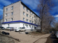 neighbour house: st. Gagarin, house 141А. Apartment house