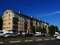 neighbour house: st. Gagarin, house 122. Apartment house