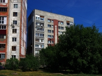 neighbour house: st. Gagarin, house 122А. Apartment house