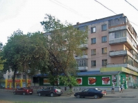 neighbour house: st. Novo-Vokzalnaya, house 42. Apartment house with a store on the ground-floor