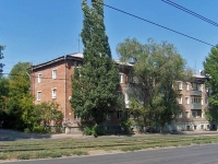 Samara, Novo-Vokzalnaya st, house 76. Apartment house