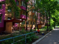 neighbour house: st. Novo-Vokzalnaya, house 106. Apartment house