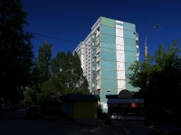 neighbour house: st. Novo-Vokzalnaya, house 110А. Apartment house