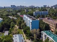 Самара, улица Ново-Вокзальная, дом 110А. многоквартирный дом