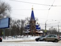 улица Ново-Вокзальная, дом 47А. храм в честь иконы Божией Матери Умиление
