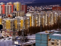 Самара, улица Ново-Вокзальная, дом 271. многоквартирный дом