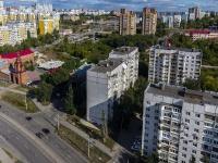 萨马拉市, Novo-Vokzalnaya st, 房屋 176. 公寓楼