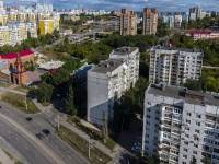 Samara, Novo-Vokzalnaya st, house 176. Apartment house