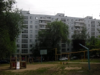 Samara, Novo-Vokzalnaya st, house 136. Apartment house