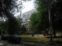 Samara, Novo-Vokzalnaya st, house 138. Apartment house