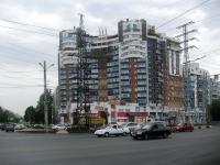 Самара, улица Ново-Вокзальная, дом 146А. многоквартирный дом