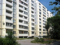 Samara, Novo-Vokzalnaya st, house 161Б. Apartment house