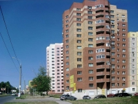Samara, Novo-Vokzalnaya st, house 165А. Apartment house