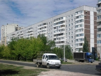 Samara, Novo-Vokzalnaya st, house 253. Apartment house