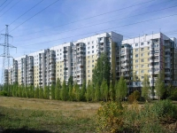 neighbour house: st. Novo-Vokzalnaya, house 271. Apartment house