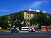 Samara, st Novo-Vokzalnaya, house 9. Apartment house