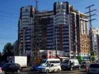 neighbour house: st. Novo-Vokzalnaya, house 146А. Apartment house