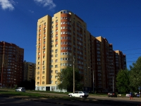 neighbour house: st. Novo-Vokzalnaya, house 155А. Apartment house